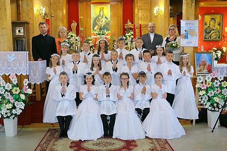 Pierwsza Komunia Św. 2015